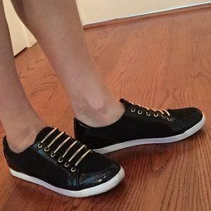 Aldo leather sneakers